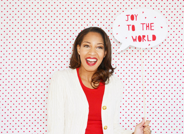 DIY photo booth speech bubbles by Spark & Chemistry
