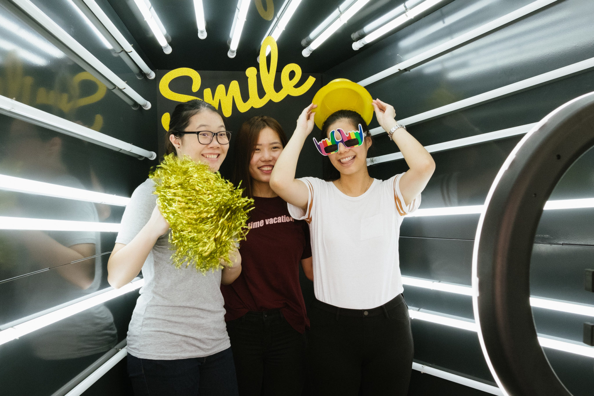 corporate marketing event gif photo booth singapore