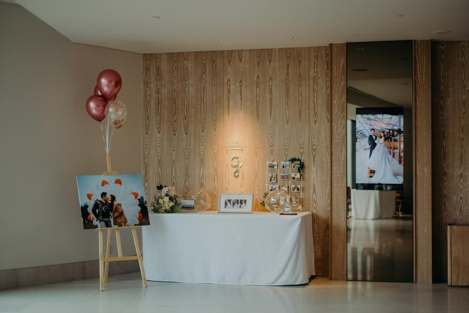 Reception at Wedding Venue for wedding photography photograph venue