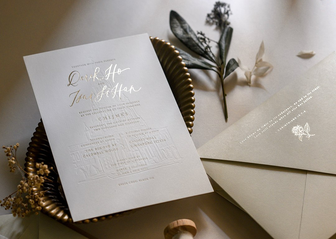 Invitations for Wedding photoshoot product photography cards and decorations